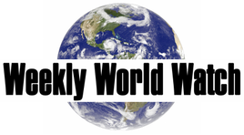 Go to presentation: Weekly World Watch